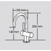 InSinkErator愛適易 即熱式淨水系統配H3300熱水龍頭套裝
